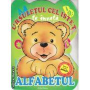 Ursuletul cel istet te invata alfabetul ( editura : Erc Press , ISBN 978-973-706-986-3 )