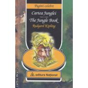 Cartea Junglei - The Jungle Book ( editura : National , autor : Rudyard Kipling ISBN 978-973-659-109-3 )