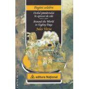 Ocolul pamantului in optzeci de zile - Around the World in Eighty Days ( editura National, autor: Jules Verne ISBN 978-973-659-108-5 )