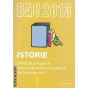 Istorie : ghid de pregatire intensiva  pentru examenul de bacalaureat 2013 ( editura : Nomina , coord . Felicia Adascalitei , Liviu Lazar , Mirela Gradina ISBN 978-606-535-450-0 )