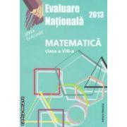 Matematica : modele de subiecte pentru testarea nationala 2013 , clasa a VIII - a ( editura : Nomina , coord . Petrus Alexandrescu ISBN 9786065354517 )