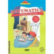 Matematica: culegerea elevului clasa a IV - a ( editura: Tiparg, autori: Marinela Chiriac, Ecaterina Buzica ISBN 9789737351074 )