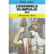 Legendele Olimpului vol . Zeii  si vol . Eroii ( editura : Vox , autor : Alexandru Mitru ISBN 978-973-1969-80-0 )