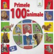 Primele 100 de animale - 0-5 Ani ( editura : Gama , editor : Diana Mocanu ISBN 978-973-149-284-1 )