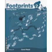 Footprints 2: Activity Book ( editura: Macmillan, autor: Carol Read ISBN 978-0-2300-1201-1 )
