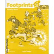 Footprints 3: Activity Book ( editura: Macmillan, autor: Carol Read ISBN 978-0-2307-3373-2 )