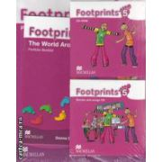 Footprints 5 Pupil' s Book Pack with: Stories and Song CD, CD - Rom, Portofolio Booklet ( editura: Macmillan, autor: Carol Read ISBN 978-0-2300-1237-0 )