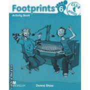 Footprints 6: Activity Book ( editura: Macmillan, autor: Donna Shaw ISBN 978-0-2300-1239-4 )