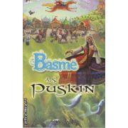 Basme ( editura : Poseidon , autor : A . S . Puskin ISBN 978-606-93218-6-7 )