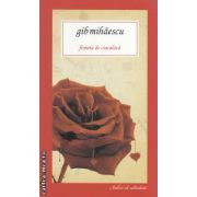 Femeia de ciocolata ( editura : All , autor : Gib Mihaescu ISBN 978-973-724-465-9 )