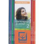 Sinteze Booklet - Matematica: Analiza 2 ( editura: Booklet, autor: Felicia Sandulescu ISBN 9789731892870 )