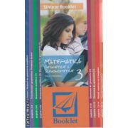 Sinteze Booklet - Matematica: Geometrie si Trigonometrie 3 ( editura: Booklet, autor: Felicia Sandulescu ISBN 9789731892887 )