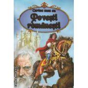 Cartea mea cu : Povesti romanesti ( editura : Flamingo GD , ilustratii : Valentin Tanase ISBN 978-973-7948-67-0 )