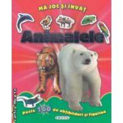 Ma joc si invat ! Animalele ( editura : Girasol , ISBN 978-606-525-280-6 )