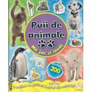 Ma joc si invat ! Puii de animale ( editura : Girasol , ISBN 978-606-525-275-2 )