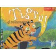 Tigrul si toleranta ( editura: Girasol, autori: Jose Moran, Jesus Gaban ISBN 978-606-525-250-9 )