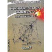 Memorator si indrumar de matematica pentru clasele I - IV ( editura : Hyperion , autor : Gheorghe Adalbert Schneider ISBN 978-606-589-015-2 )