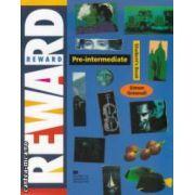 Reward Pre - intermediate Student' s Book ( editura: Macmillan, autor: Simon Greenall ISBN 978-0-435-24020-2 )
