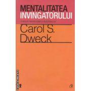 Mentalitatea invingatorului: o noua psihologie a succesului ( editura: Curtea Veche, autor: Carol S. Dweck ISBN 978-606-588-340-6 )