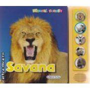 Savana - glasuri vesele ( editura: Girasol ISBN 978-606-525-295-0 )