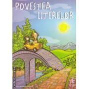 Povestea literelor - educarea limbajului , fise de evaluare ( editura : Nomina , coord . Ioana Suilea ISBN 978-606-535-417-3 )