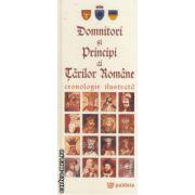 DOMNITORI SI PRINCIPI AI TARILOR ROMANE - Cronologie ilustrata ( editura : Paideia , prezentata de Radu Lungu ISBN 978-973-596-656-0 )