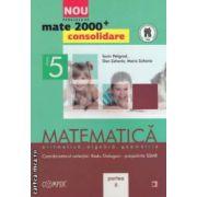 Matematica: aritmetica, algebra, geometrie: clasa a V - a: partea II ( editura: Paralela 45, autori: Sorin Peligrad, Dan Zaharia, Maria Zaharia ISBN 9789734716029 )