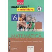 Matematica: algebra, geometrie: clasa a VI - a, partea a II - a ( editura: Paralela 45, autori: Anton Negrila, Maria Negrila ISBN 9789734716036 )