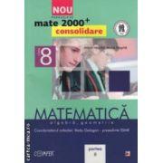 Matematica : algebra , geometrie : clasa a VIII - a , partea a II - a ( editura : Paralela 45 , autori : Anton Negrila , Maria Negrila ISBN 978-973-47-1605-0 )
