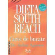 Dieta South Beach - carte de bucate ( editura: Curtea Veche, autor: Arthur Agatston ISBN 978-606-588-350-5 )