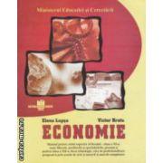 Economie - manual pentru ciclul superior al liceului: clasa a XI - a: toate filielele, profilurile si specializarile ( editura: Corvin, autor: Elena Lupsa, Victor Bratu ISBN 978-973-622-281-8 )