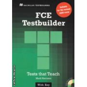 FCE Testbuilder with key + 2 CDs