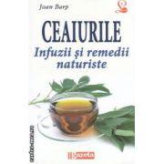 Ceaiurile - infuzii si remedii naturiste ( editura: Lider, autor: Joan Barp ISBN 978-973-629-300-9 )