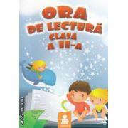 Ora de lectura clasa a - II - a ( editura : Euristica , autori : Dumitru Paraiala , Viorica Paraiala ISBN 978-973-7819-45-1 )