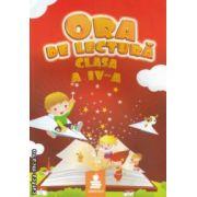 Ora de lectura clasa a - IV - a ( editura : Euristica , autori : Dumitru Paraiala , Viorica Paraiala ISBN 978-973-7819-58-1 )