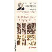 Psychology of the Romanian People ( editura : Paideia , autor : Constantin Radulescu Motru ISBN 978-973-596-781-9 )