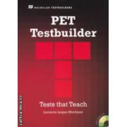 PET Testbuilder with key +CD