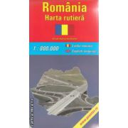 Romania harta rutiera 1 : 800.000 ( editura : Amco Press )