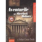 Aventurile lui Sherlock Holmes - volumul 2 ( editura : MondoRo , autor : Arthur Conan Doyle ISBN 978-973-1973-45-6 )