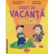 Caiet de vacanta clasa II ( editura : Akademos Art , autori : Mirela Maldaeanu , Anny Bugean , Violeta Voicu , Monica Gogoi ISBN 978-606-8336-40-4 )