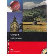 Macmillan Readers - England with CD ( editura: Macmillan, autor: Rachel Bladon ISBN 978-023-0-43642-8 )
