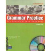Grammar Practice for Intermediate Students with Key + CD - ROM ( editura: Longman, autori: Sheila Dignen, Brigit Viney, Elain Walker, Steve Elsworth ISBN 978-1-4058-5298-2 )
