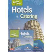 Career Paths - Hotels & Catering with Audio CDs ( editura: Express Publishing, autori: Virginia Evans, Jenny Dooley, Veronica Garza ISBN 9780857776266 )