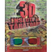 Insecte si taratoare 3D cu abtibilduri ce - ti dau fiori ( editura : Girasol , trad . Luana Schidu ISBN 978-606-525-277-6 )
