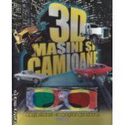 Masini si camioane 3D - abtibilduri cu masini grozave ! ( editura : Girasol , trad . Luana Schidu ISBN 978-606-525-276-9 )