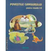 Povestile Cangurului pentru clasele I - II ( editura : Sigma , autori : Daniela Besliu , Roxana Burcescu ... ISBN 978-973-649-851-0 )