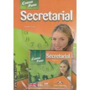 Career Paths - Secretarial with Audio CDs ( editura : Express Publishing , autor : Virginia Evans ISBN 978-0-85777-868-0 )