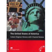 Macmillan Readers - The United States of America ( editura: Macmillan, autori: Coleen Degnan - Veness with Chantal Veness ISBN 978-023-0-43638-1)