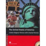 Macmillan Readers - The United States of America with CD ( editura: Macmillan, autori: Coleen Degnan - Veness with Chantal Veness ISBN 978-023-0-43641-1 )