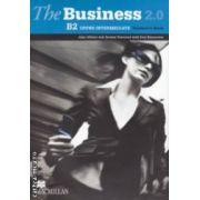 The Business 2. 0 B2 Upper Intermediate Student ' s Book with eWorkbook ( editura: Macmillan, autori: John Allison, Jeremy Townend, Paul Emmerson ISBN 978-0-230-43797-5 )
